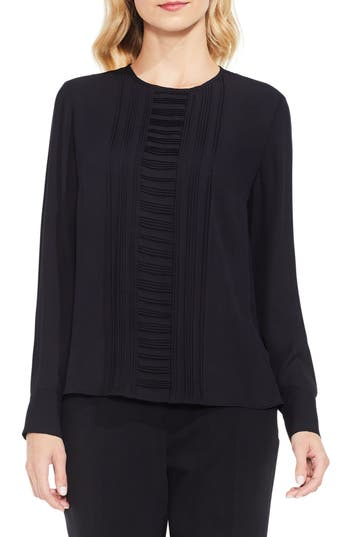Vince Camuto Pintuck Blouse (R..