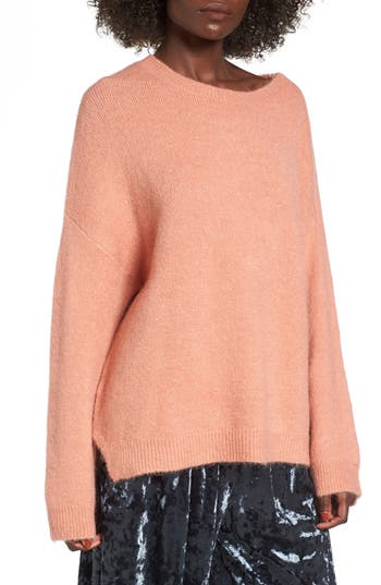 Leith Snap Shoulder Sweater