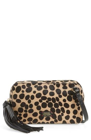 Frances Valentine Genuine Calf Hair Crossbody Bag
