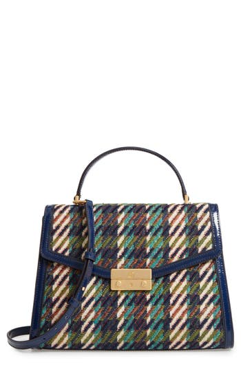 Tory Burch Juliette Tweed ..