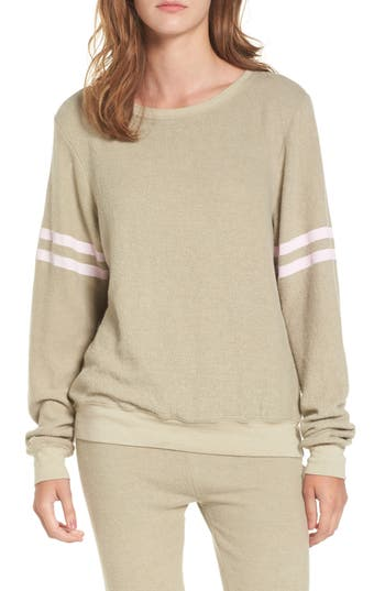 Dream Scene Stripe Sweatshirt