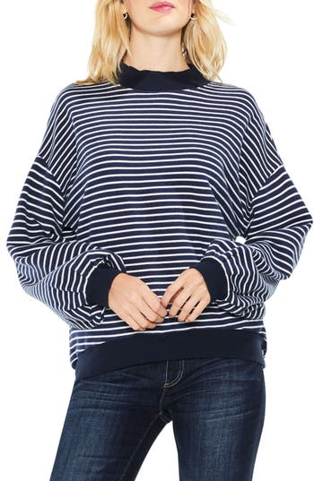 Two by Vince Camuto Daydream Stripe Top