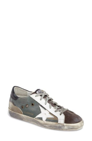 Golden Goose Superstar Low Top..