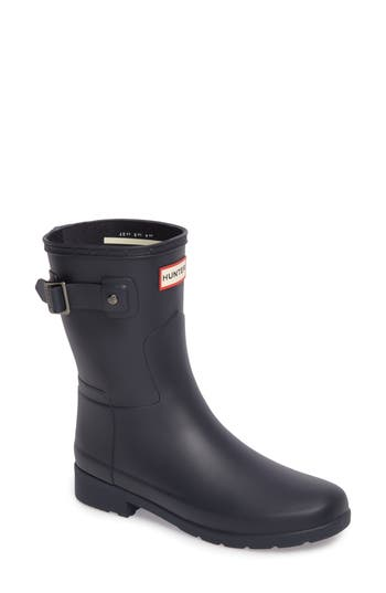 Hunter Original Refined Short Rain Boot (Women)