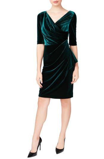 Betsey johnson velvet sheath dress nordstrom for Robes de mariage de betsey johnson