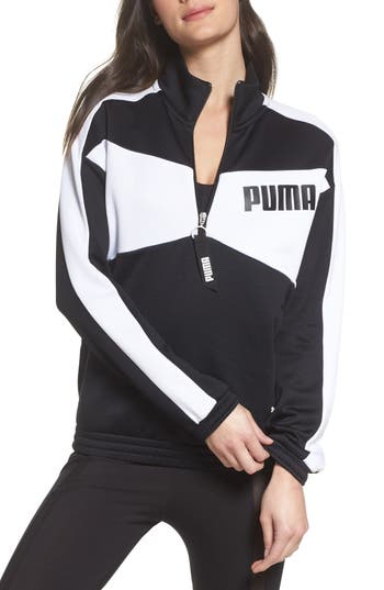 Archive T7 Half Zip Pullover by Puma
