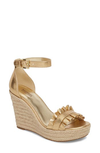 Bella Espadrille Wedge Sandal by Michael Michael Kors