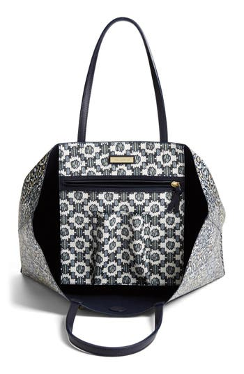Alternate Image 4  - Tory Burch 'Kerrington' Square Tote
