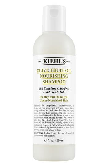 Main Image - Kiehl's Since 1851 Olive Fruit Oil Nourishing Shampoo