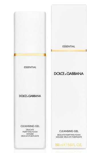 Alternate Image 2  - Dolce&Gabbana Beauty 'Essential' Cleansing Gel Delicate Purifying Foam Mousse