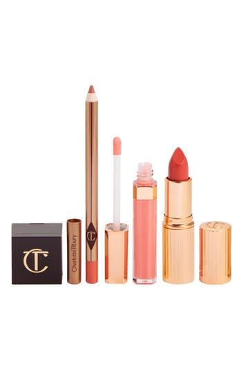 Alternate Image 2  - Charlotte Tilbury The Perfect Pink Kiss Set (Limited Edition) ($83 Value)