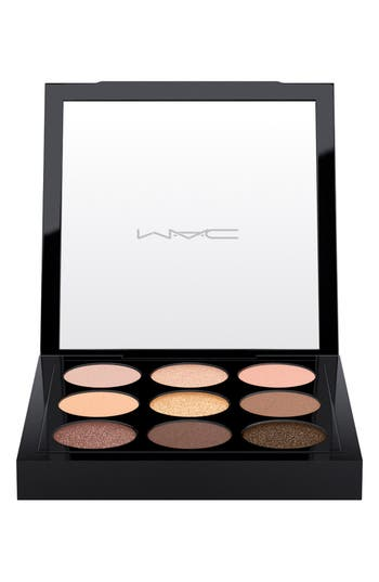 MAC Amber Times Nine Eyeshadow Palette,                             Alternate thumbnail 2, color,                             Amber Times Nine