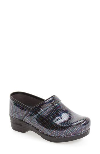 Dansko 'Pro XP' Patent Leather Clog (Women)