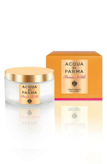 'Peonia Nobile' Luxurious Body Cream,                             Alternate thumbnail 2, color,                             No Color