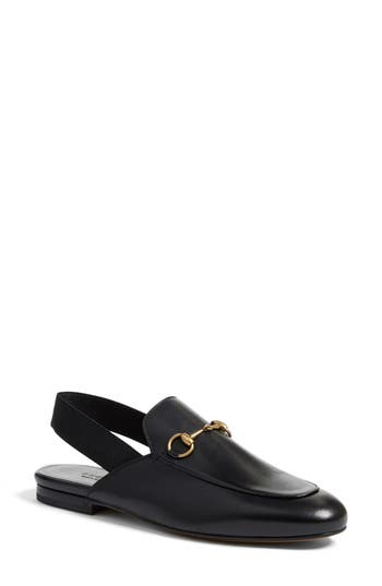 Gucci Kings Slingback Mule..