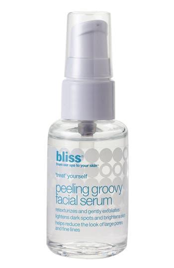 Main Image - bliss® 'Peeling Groovy' Facial Serum