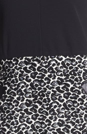 Alternate Image 3  - Dolce Vita Mixed Media Dress