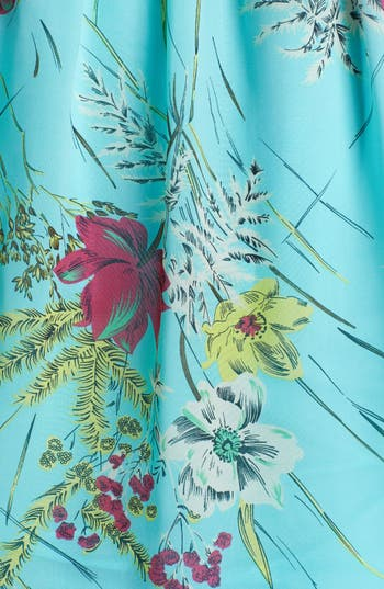 Alternate Image 3  - Daniel Rainn Print Blouse & Camisole (Plus Size)