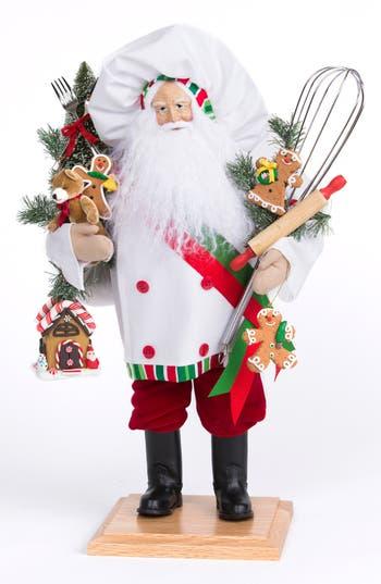 Lynn haney baker s holiday santa figurine nordstrom