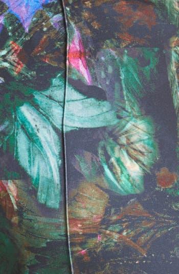 Alternate Image 3  - Ted Baker London 'Bejeweled Wing' Print Leggings