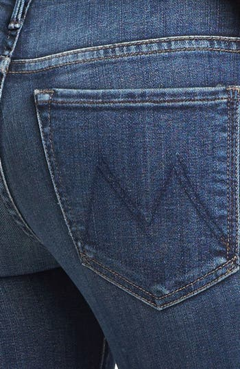Alternate Image 3  - MOTHER 'The Daydreamer' Skinny Flare Leg Jeans (Tempted Again)