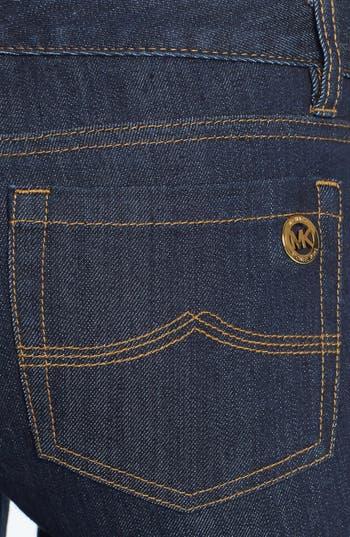 Alternate Image 3  - MICHAEL Michael Kors 'Sausalito' Skinny Jeans (Petite)