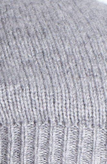 Alternate Image 2  - Nordstrom Cashmere Beret
