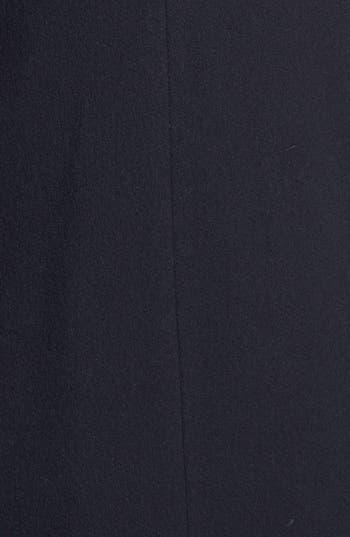 Alternate Image 3  - Fleurette Notch Collar Loro Piana Wool Coat
