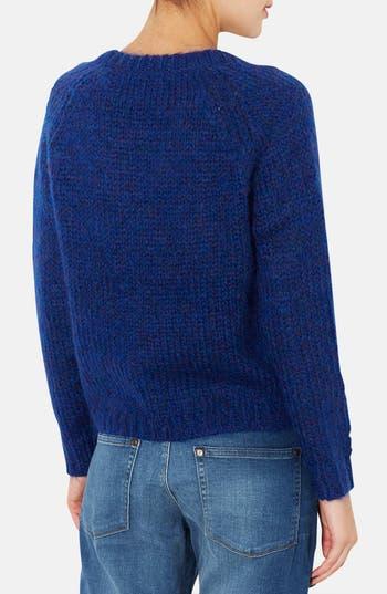 Alternate Image 2  - Topshop V-Neck Sweater