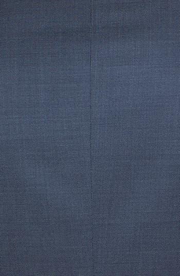 Alternate Image 5  - BOSS HUGO BOSS 'James/Sharp' Trim Fit Wool Suit