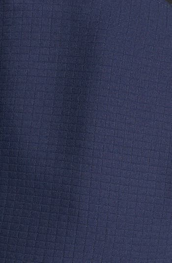 Alternate Image 3  - Halogen® Colorblock Mixed Media Sheath Dress (Regular & Petite)