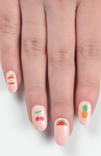 Alternate Image 2  - DIY Nails 'Fruity' Nail Decals (Nordstrom Exclusive)
