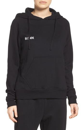 BRUNETTE the Label Blonde Lounge Hoodie