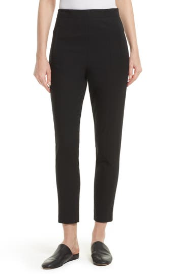 Tibi Crop Cigarette Pants