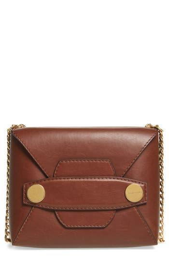 Stella McCartney Small Faux Leather Crossbody Bag