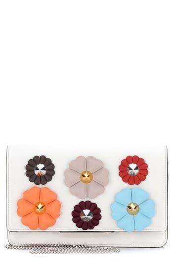 Fendi Flowerland Leather W..