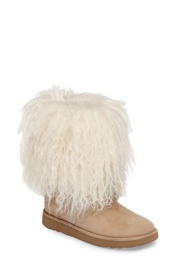 UGG? Lida Genuine Shearling Boot (Women)