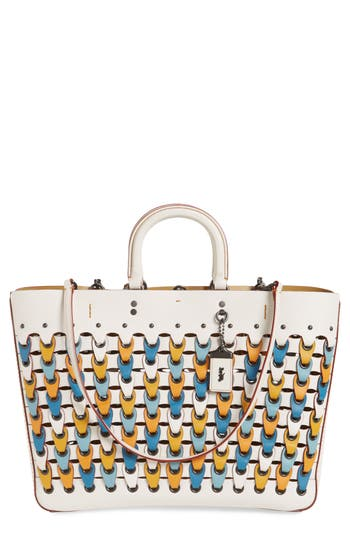 COACH 1941 Colorblock Linked R..