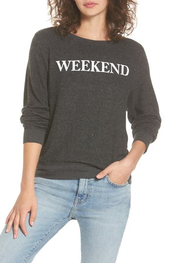 Dream Scene Weekend Pullover