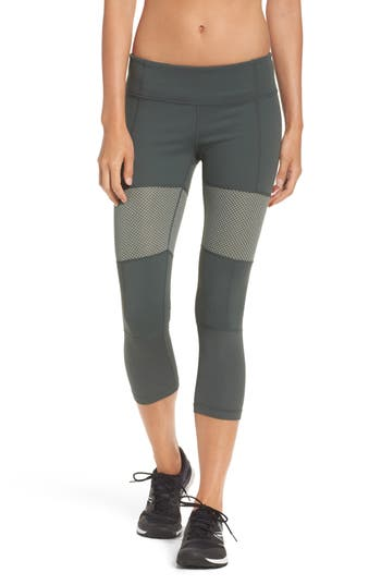 Zella Blissed Out Crop Leggings