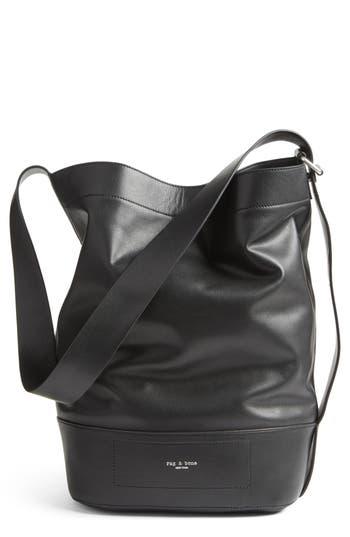 rag & bone Walker Sling Leather Bucket Bag