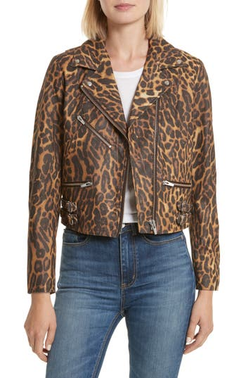 Veda Safari Leather Jacket