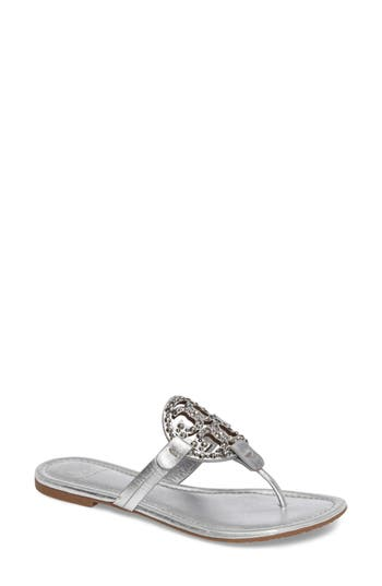 Tory Burch Miller Embellished ..