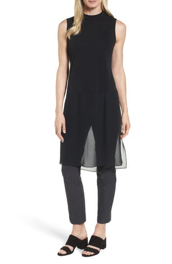 Eileen Fisher Silk Jersey ..