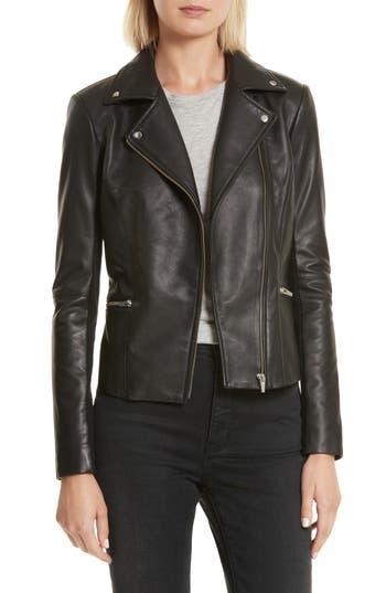 Veda Dallas Orion Lambskin Leather Jacket