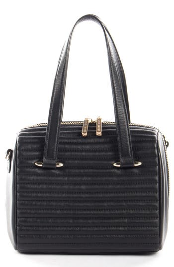 C?line Dion Vibrato Quilted Lambskin Leather Tote