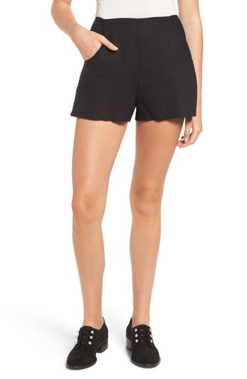 Leith High Waist Shorts