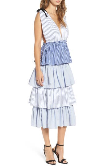 StyleKeepers Free Spirit Midi Dress