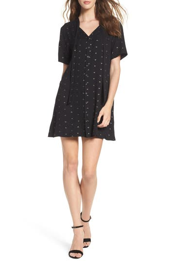Knot Sisters Party Prep Shirtdress