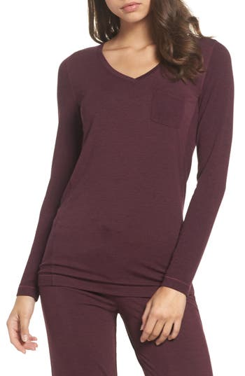 DKNY Long Sleeve Jersey Tee